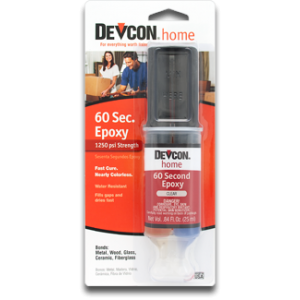 ITW Devcon Inst-N 60 Sec. Epoxy 25 ml.