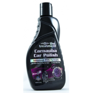 Treatment Carnauba Car Polish Teflon 354 ml.