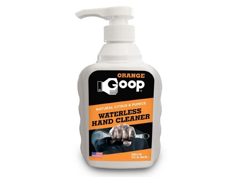 Goop Orange Hand Cleaner pumpás kéztisztító 444 ml.