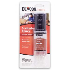 ITW Devcon 5 min. Epoxy 25 ml.