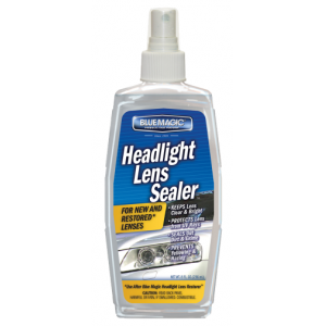 Blue Magic Headlight Sealer 236 ml.