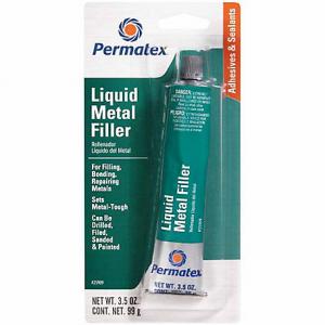 Permatex Liquid Metal Filler 99 g. (Folyékony fém)