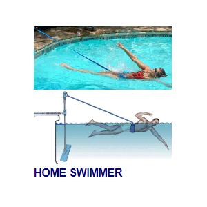 Home Swimmer helyben úsztató