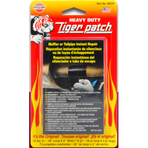 ITW Versachem Tiger Patch kipufogó javító szalag